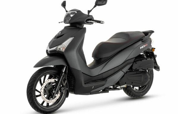 Sym HD300I E4 (je kan ons voorlopig nog mailen om deze scooter te kopen en af te halen op afspraak)